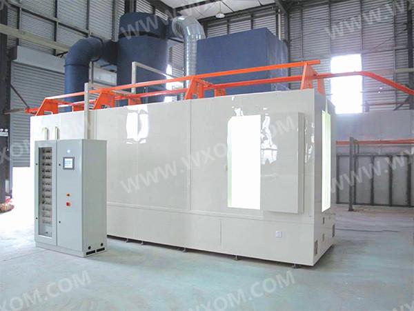 自动粉末回收系统1