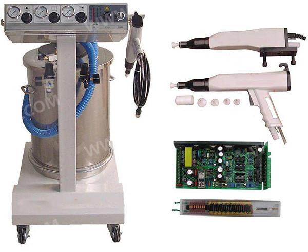 静电发生器5