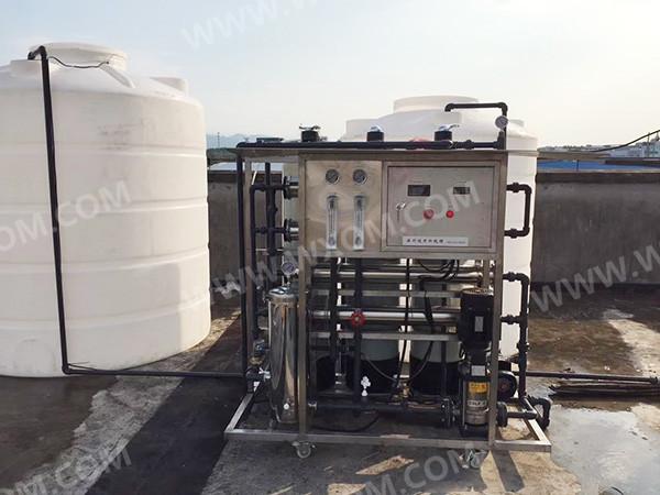 超纯净水机组