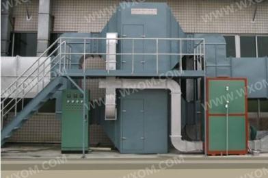 有机废气活性炭处理